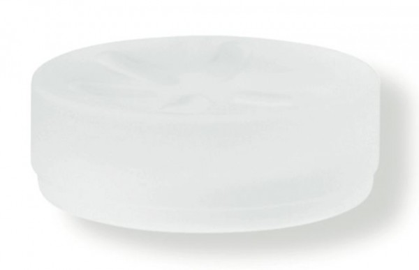 Seifenablagen-Einsatz Serie 477 matt weiß