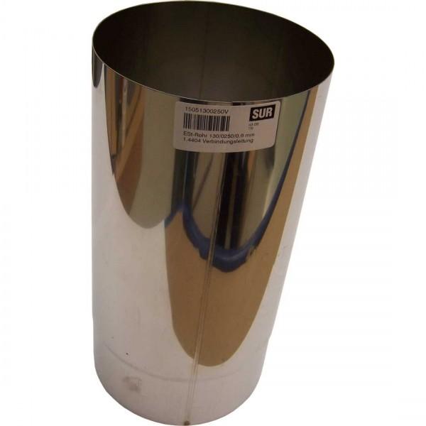 Rauchrohr Edelstahl DN150 1000mm