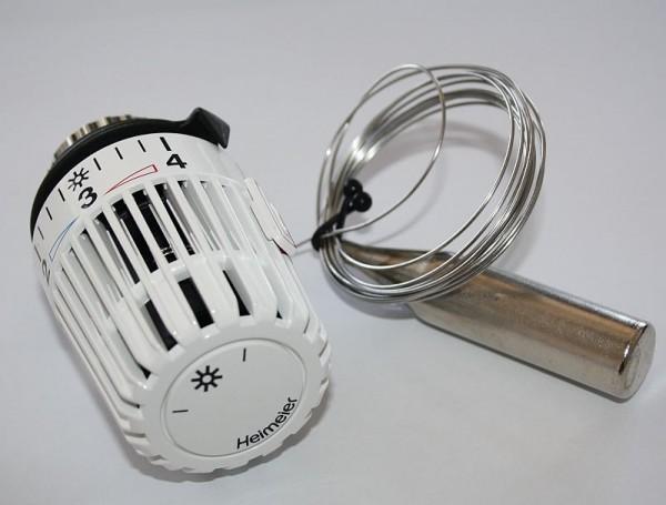 thermostatkopf k mit fernf hler 2m heimeier thermostatk pfe zubeh r ersatzteile. Black Bedroom Furniture Sets. Home Design Ideas
