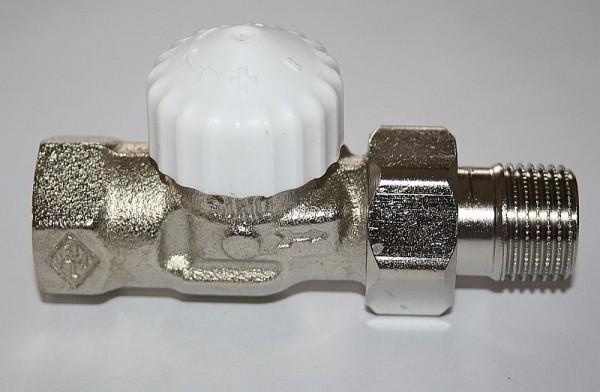 "Thermostatventil 3/8"" Durchgangsform"