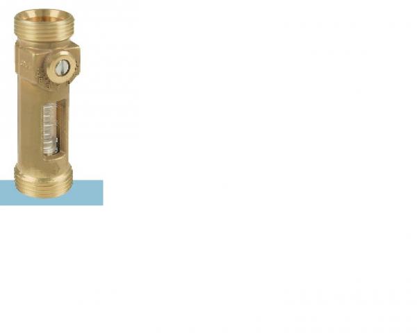 TACO-Setter Durchflussmesser DN15 0,6-2,4 l/min