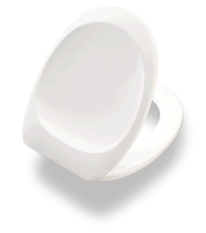 WC-Sitz Dania weiß