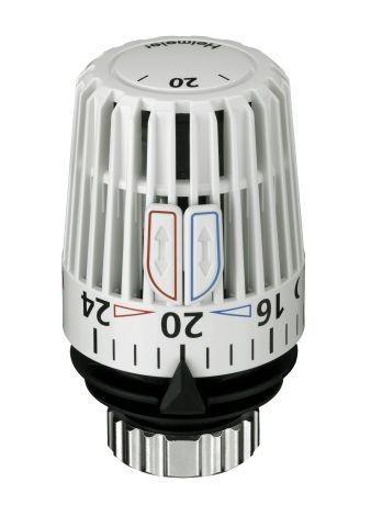 Thermostatkopf K mit Temperaturskala