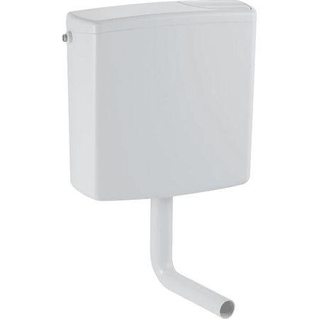 GEBERIT Spülkasten, weiß, 2-Mengen Technik