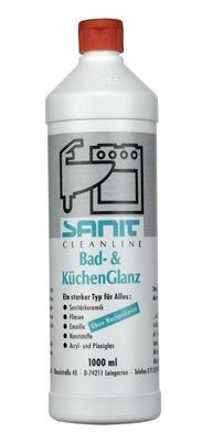 SANIT Bad- & Küchen-Glanz 1000 ml